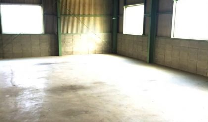 名古屋市・アパレルメーカー倉庫 塗床工事